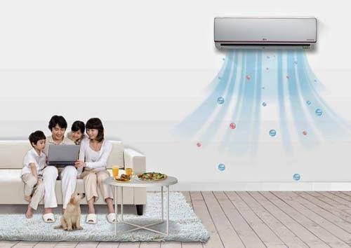 Các tính năng nổi bật của máy lạnh LG